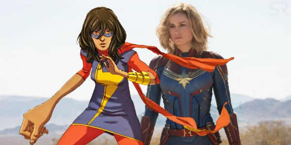 Ms. Marvel Will Appear In MCU Movies AND TV Shows | Screen Rant