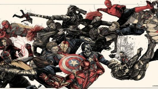 "New Images From Mondo Gallery's ""Marvel Studios: The First Ten Years"""