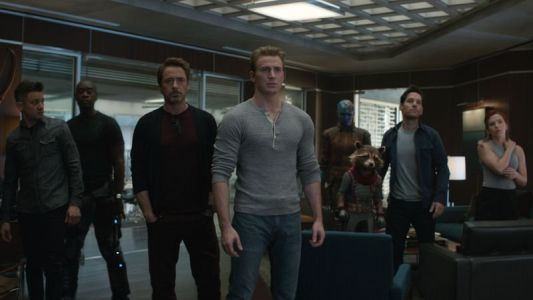 Avengers: Endgame Sets Opening Day Record in China
