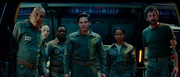Filmcast Ep. 453 - The Cloverfield Paradox & Call Me By Your Name