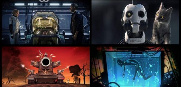 Netflix Testing Out Random Episode Orders For Original Shows Starting With 'Love, Death & Robots'