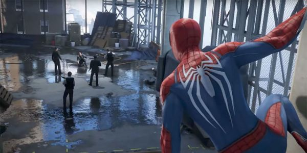 Spider-Man Developers Call Out Puddle Controversy In Latest Update