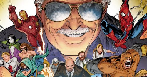 Stan Lee Memorial to Be Hosted by Kevin Smith, Mark Hamill in LA