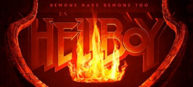Superhero Bits: 'Hellboy' Trailer Arrives on Thursday, Armie Hammer's Psychotic Batman & More
