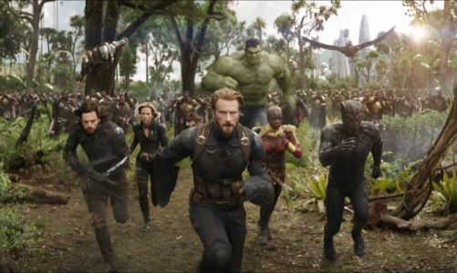 ComingSoon.net Visits the Set of Avengers: Infinity War!