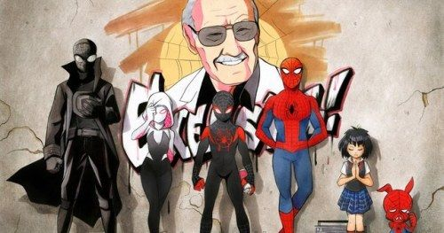 Stan Lee Has Dozens of Confirmed Cameos In Spider-Man: Into the