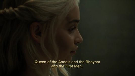 Why does nobody but Daenerys call themselves King of the Rhoynar?