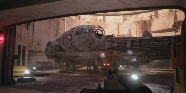 Star Wars: Dark Forces is Being Remade in Unreal Engine 4 And Looks Amazing