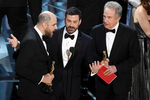 Jimmy Kimmel's Reveals His Envelope-Gate Thought Process
