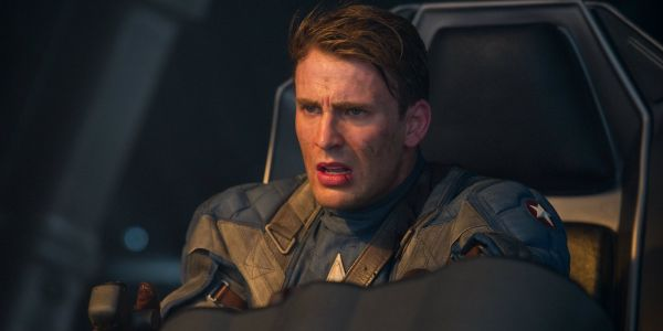 Captain America Fan Poster Bids Farewell To Chris Evans