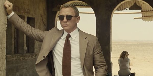 Daniel Craig Has Been Working Out For 12 Hours At A Time For Bond 25