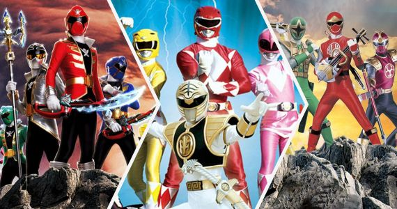Power Rangers: Every Team Ranked From Weakest To Strongest