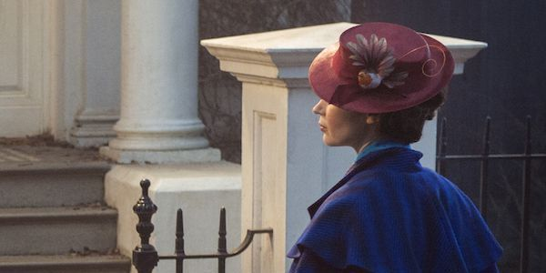 Emily Blunt's Mary Poppins Will Be Different From Julie Andrews