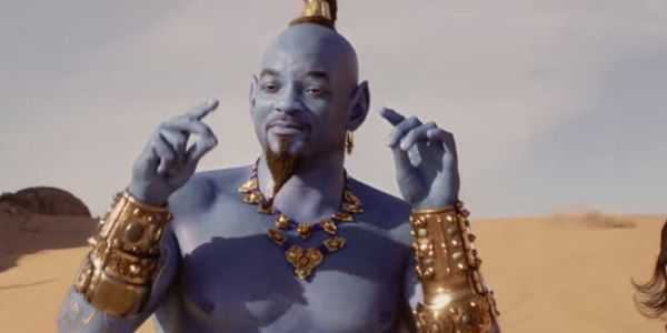 Aladdin's Will Smith Really Wanted To Pay Homage To Robin Williams