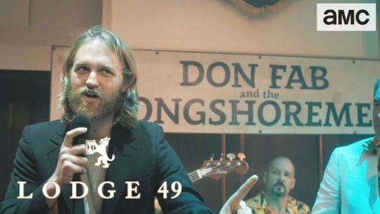 Lodge 49 Episode 9 Preview Show's Dud's Speech at Band Night