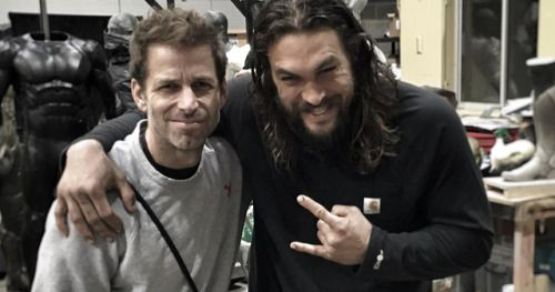 Did Jason Momoa Just Watch Justice League Snyder Cut, or Is He