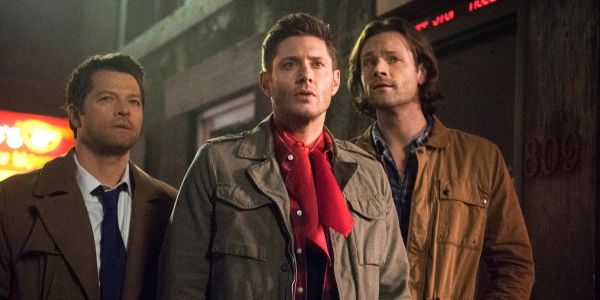 Supernatural Cast & Crew Celebrate 300th Episode in Style
