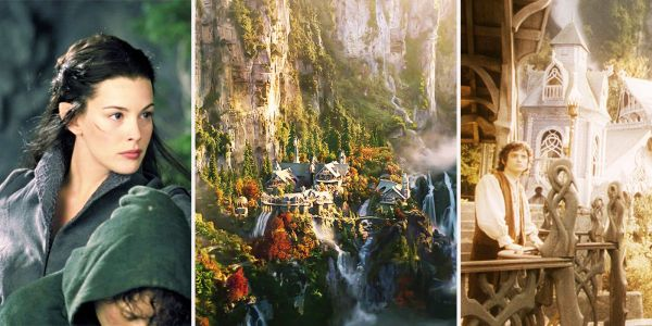 Lord Of The Rings: 16 Things You Didn't Know About Rivendell