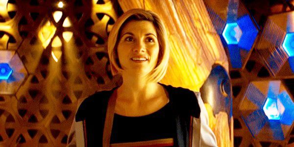 Doctor Who Just Revealed The TARDIS' New Interior, And We're Impressed