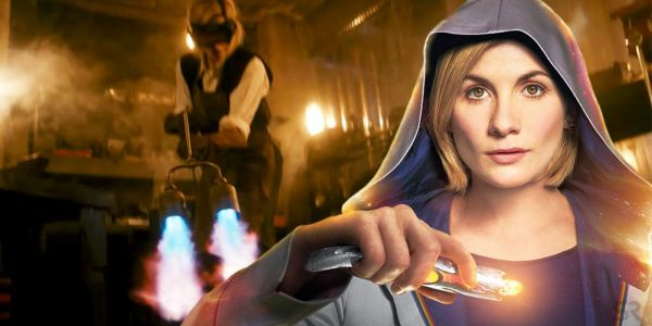 Doctor Who Theory: Thirteen MAKES Her Sonic Screwdriver