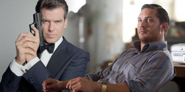 Pierce Brosnan Wants Tom Hardy To Be The Next James Bond