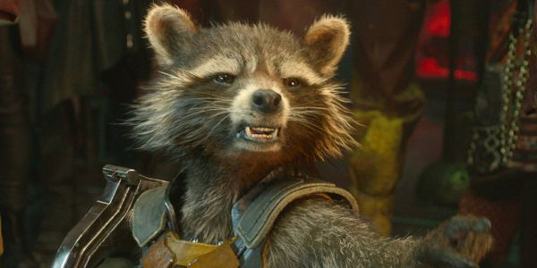 Avengers: Infinity War Concept Art Reveals Rocket's Alternate Weapons