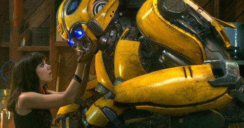 Early Bumblebee Sneak Peek Screenings Announced, Tickets on Sale