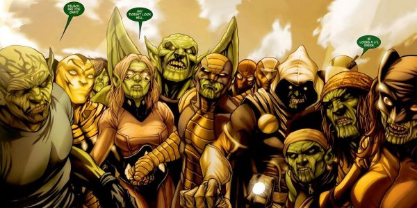 X-Men: Dark Phoenix May Introduce The Skrulls