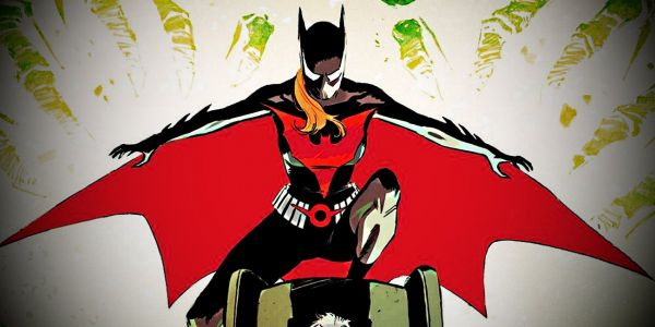 BATWOMAN Beyond Takes Over For Batman in DC's Future