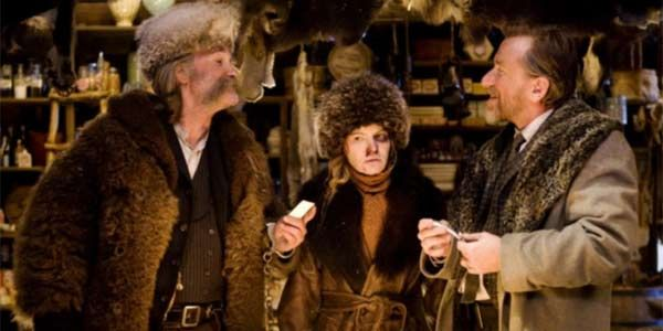 The Hateful Eight Composer Took Some Shots At Quentin Tarantino