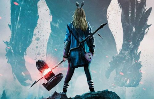 I Kill Giants Poster Stands Out