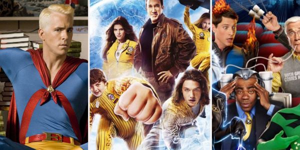 16 Worst Superhero Movies