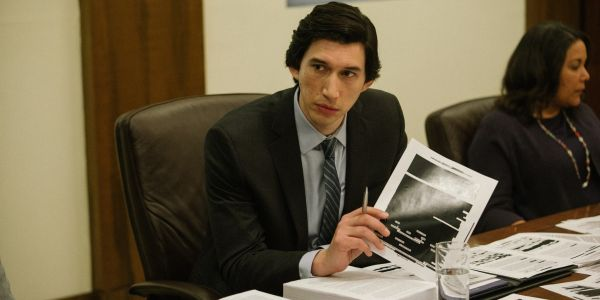 The Report (2019) Movie Trailer: Adam Driver Investigates the CIA