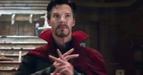Benedict Cumberbatch Is Thrilled with the Avengers 4