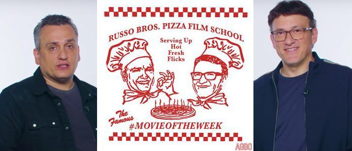 'Russo Bros. Pizza Film School': 'Avengers' Directors Launch Weekly Instagram Series Talking About Classic Films