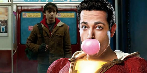 Shazam! Movie Gets Colorful New Poster for CCXP