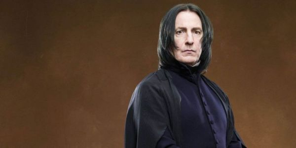 Alan Rickman Grew Frustrated With Playing Snape In The Harry Potter Movie