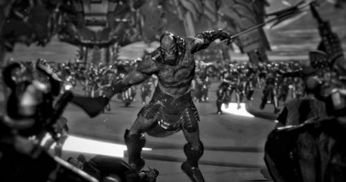 Darkseid Rampages in New ReleaseTheSnyderCut Justice League