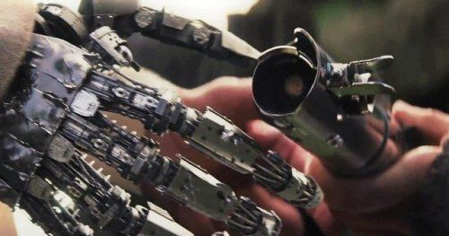 What Happened to Luke's Robotic Hand at the End of Last