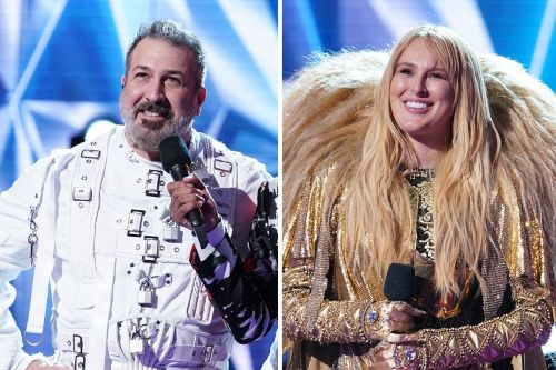 Shocking Double Elimination Reveals Joey Fatone and Rumer Willis on 'The Masked Singer'