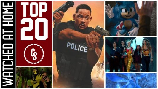 Watched at Home: Top 20 Streaming Films for Week of May 1