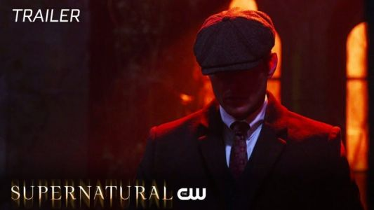 Supernatural Season 14 Trailer Features Archangel Dean