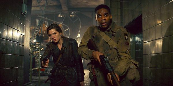 Jovan Adepo and Mathilde Ollivier Interview: Overlord