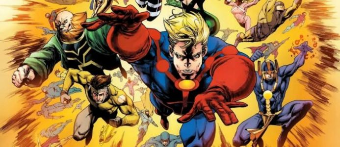 Marvel Studios Hires Two Promising Writers for 'Eternals' Movie