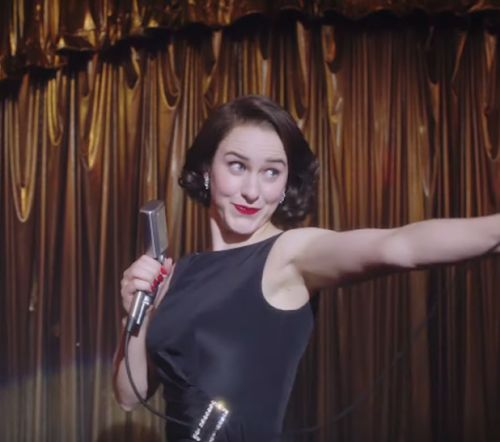 The Marvelous Mrs. Maisel Goes On Tour In Season 3 Trailer