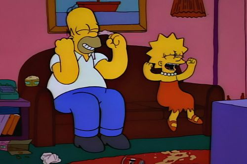 'The Simpsons' Made the Best TV Episode About the Super Bowl by Breaking Bills Fans' Hearts