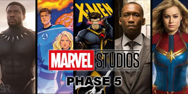 Marvel Secretly Announced MCU Phase 5 Movies At SDCC?