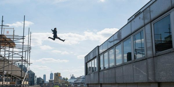 Tom Cruise Leaps From a Plane in Mission: Impossible 6 Image