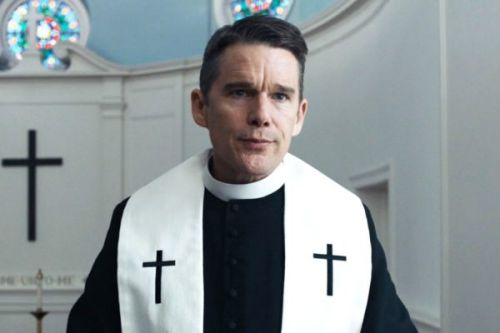 Clip of First Reformed
