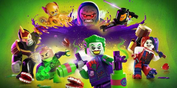 LEGO DC Super-Villains: Developers & Cast Interview